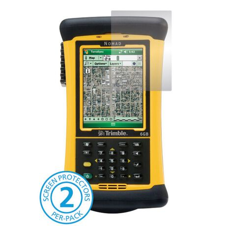 HD Anti-glare ScreenGuardz for Trimble Nomad, , large