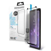 Samsung Galaxy S9+ BodyGuardz Pure Arc™ ES Premium Glass Screen Protector