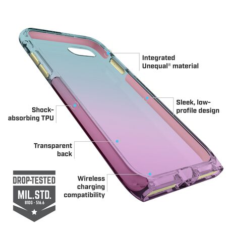 BodyGuardz Harmony™ Case with Unequal® Technology for Apple iPhone 8