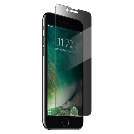 sale retailer d7f07 363ce Apple iPhone 8 SpyGlass® (2-way privacy) Tempered Glass Screen Protector