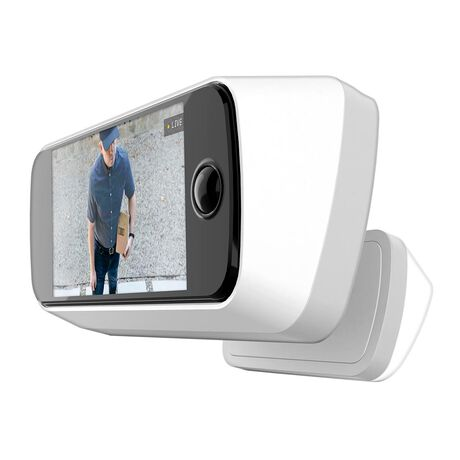 BodyGuardz Portable Over-Door Camera (Gray), , large