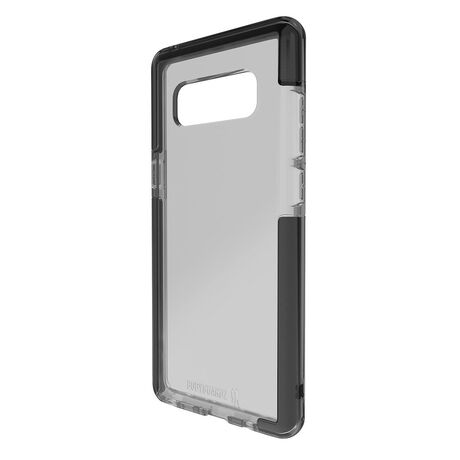 BodyGuardz Ace Pro Case featuring Unequal (Smoke/Black) for Samsung Galaxy Note8, , large