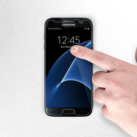 Samsung Galaxy S7 BodyGuardz Pure® Premium Glass Screen Protector, , large