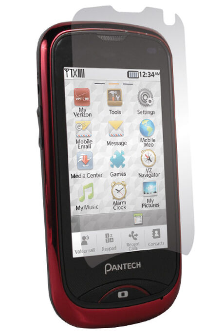 Pantech Hotshot Screen Protection, , large