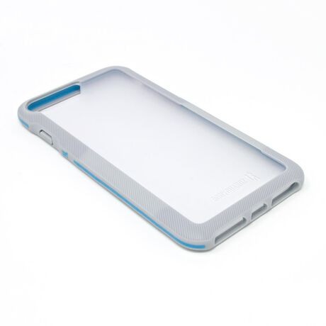 BodyGuardz Trainr Case with Unequal Technology (Gray/Blue) for Apple iPhone 6/6s/7/8, , large
