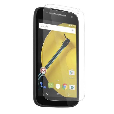 UltraTough® Clear ScreenGuardz® for Motorola Moto E (2Gen), , large