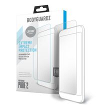 LG Risio 3 BodyGuardz Pure® 2 Premium Glass Screen Protector