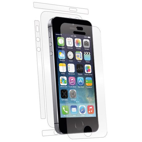 Apple iPhone 5s Clear Skins Full Body Protection, , large