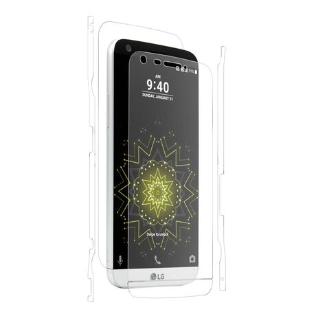 LG G5 Clear Skins Full Body Protection, , large