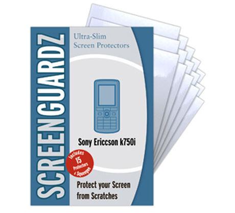 ScreenGuardz for Sony Ericsson K750i, , large