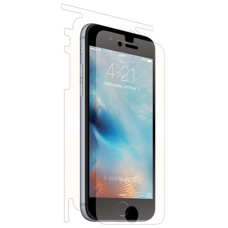 UltraTough Clear Skins Full Body for Apple iPhone 6/6s, , large
