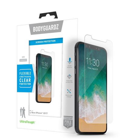 best service 68624 d0a81 UltraTough® Clear ScreenGuardz® for Apple iPhone X
