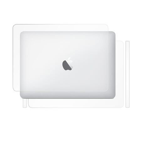 "UltraTough Clear Skins Full Body for Apple MacBook Pro 13"" (2020), , large"