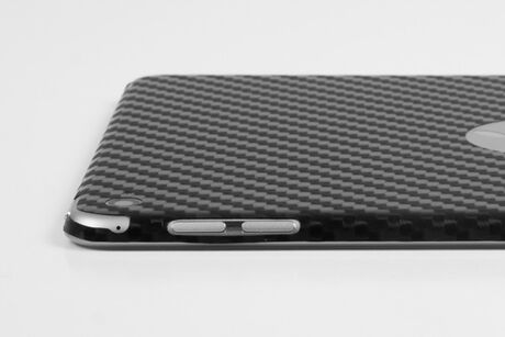 Apple iPad Mini 4 Armor Carbon Fiber, , large