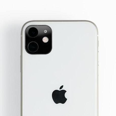 BodyGuardz Pure Glass Camera Protector For iPhone 11, , large