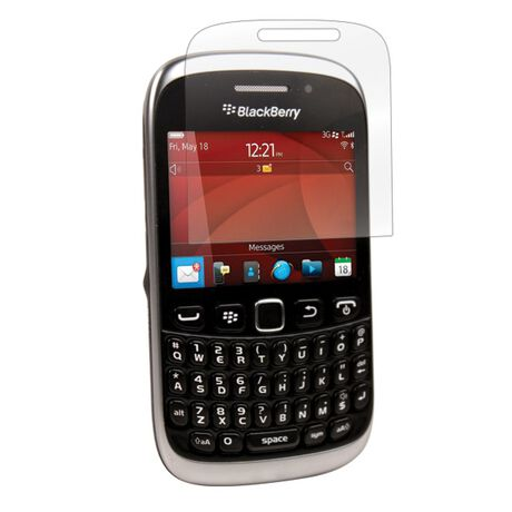 UltraTough Clear ScreenGuardz for BlackBerry Curve 9310, , large