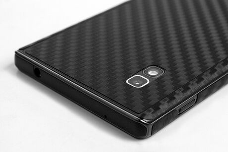 LG Optimus G (Sprint) Armor Carbon Fiber, , large