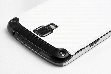 Samsung Galaxy S4 Active Armor Carbon Fiber, , large