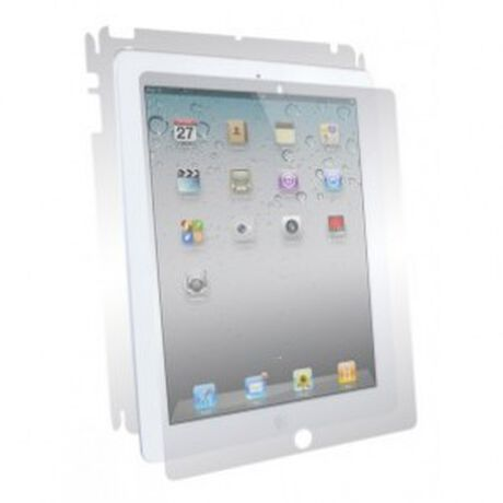 UltraTough Clear Skins Full Body for Apple iPad 4, , large