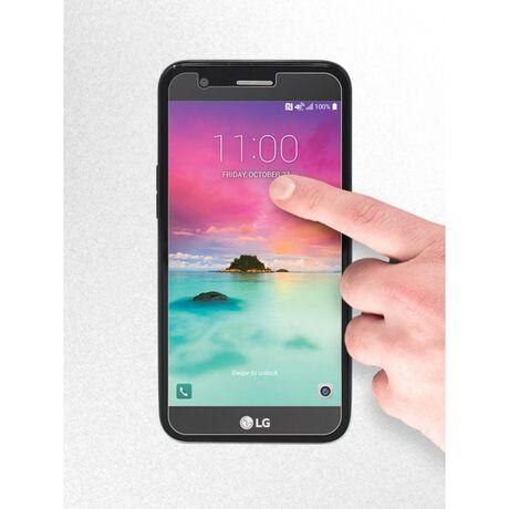 LG K20 BodyGuardz Pure® 2 Premium Glass Screen Protector, , large