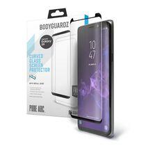 Samsung Galaxy S9+ BodyGuardz Pure Arc™ Premium Glass Screen Protector