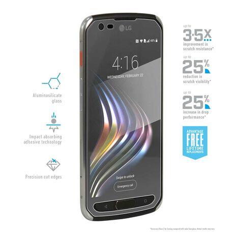 LG LV9/H700 X-venture BodyGuardz Pure® 2 Premium Glass Screen Protector, , large