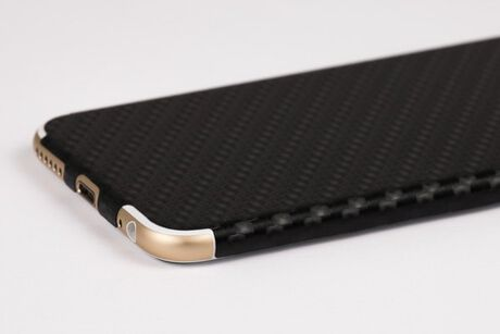 Apple iPhone 6 Plus Armor Carbon Fiber, , large