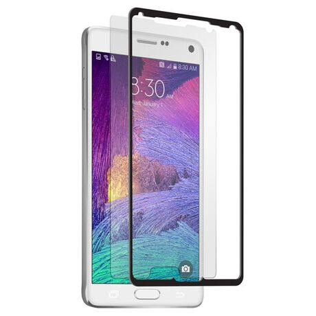 BodyGuardz Pure® with The Crown® Premium Glass Screen Protector for Samsung Galaxy Note 4, , large