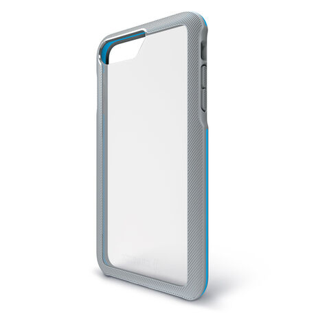 BodyGuardz Trainr Case with Unequal Technology (Gray/Blue) for Apple iPhone 6/6s/7/8 Plus, , large