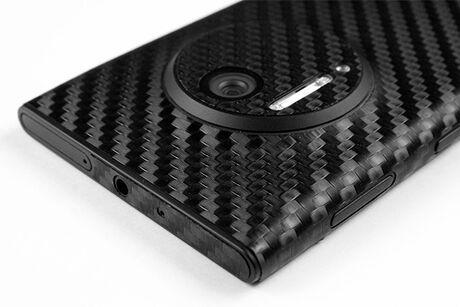 Nokia Lumia 1020 Armor Carbon Fiber, , large