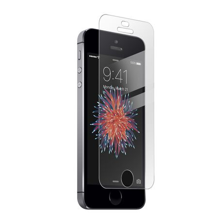 eb7057b5bb1 Apple iPhone SE BodyGuardz Pure® Premium Glass Screen Protector, , large