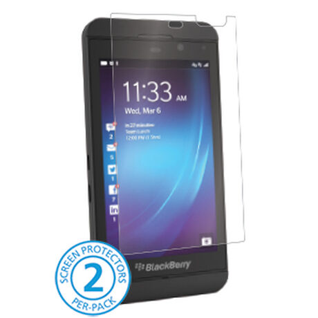 UltraTough Clear ScreenGuardz for BlackBerry Z10, , large