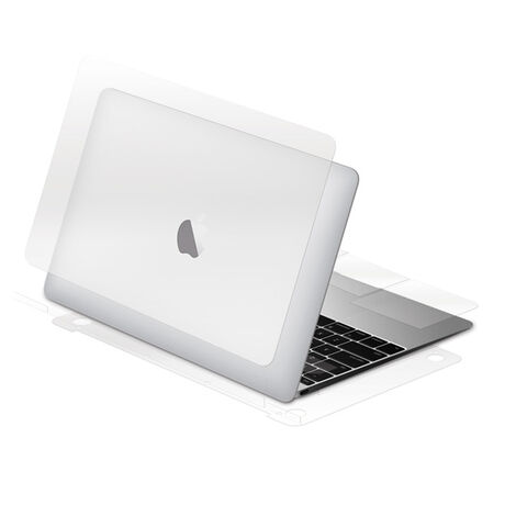 UltraTough Clear Skins Full Body for Apple MacBook (2015), , large