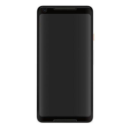 Google Pixel XL 2 BodyGuardz Pure® Arc™ Premium Glass Screen Protector, , large