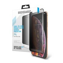 Apple iPhone Xs Max SpyGlass Edge (2-way privacy) Tempered Glass Screen Protector