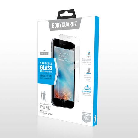Apple iPhone 6 BodyGuardz Pure™ Premium Glass Screen Protector, , large