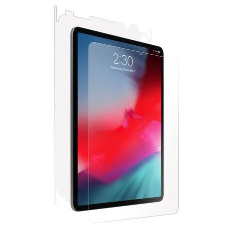 "Apple iPad Pro 12.9"" (3rd Gen) Clear Skins Full Body Protection, , large"
