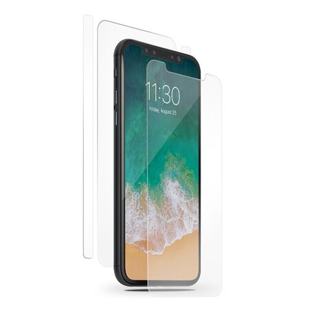 Apple iPhone X Clear Skins™ Full-Body Protector, , large