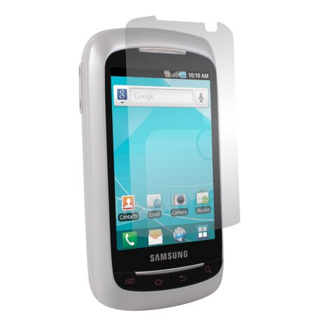 Classic Clear ScreenGuardz for Samsung DoubleTime, , large