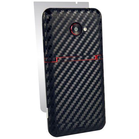 Carbon Fiber armor Full Body (Black) for HTC Evo 4G LTE, , large