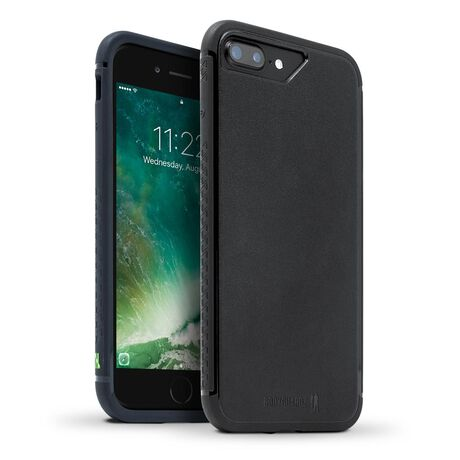 BodyGuardz Shock Case with Unequal Technology (Black) for Apple iPhone 7/8 Plus, , large