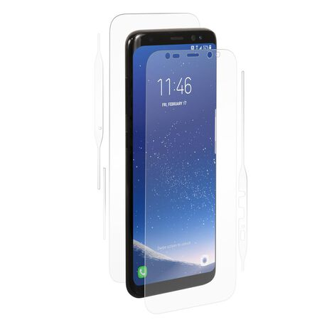 UltraTough Clear Skins Full Body for Samsung Galaxy S8+, , large