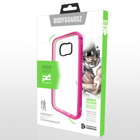 BodyGuardz Contact® Case with Unequal Technology for Samsung Galaxy S7, , large
