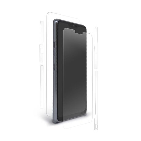 UltraTough Clear Skins Full Body for LG G7 ThinQ, , large