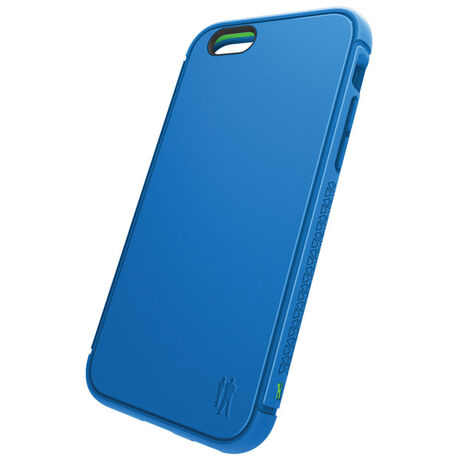 BodyGuardz Shock Case with Unequal Technology (Blue) for Apple iPhone 6/6s, , large