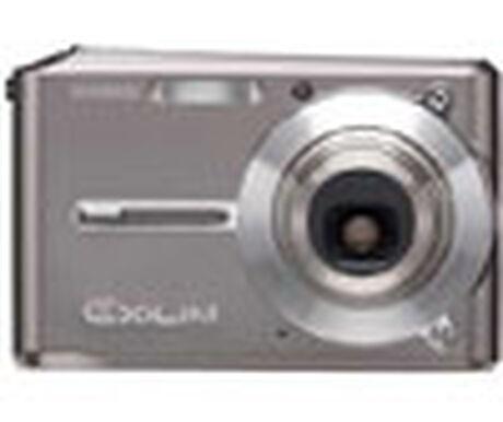 ScreenGuardz for Casio Exilim EX-S500, , large