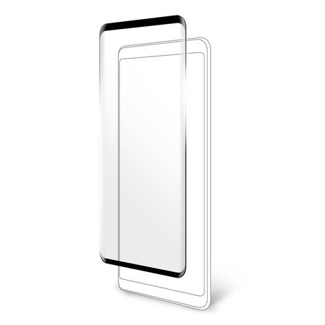 BodyGuardz PRTX Synthetic Glass for Samsung Galaxy S10e, , large