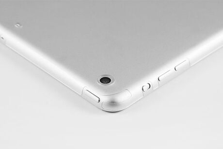 Apple iPad Air Clear Skins Full Body Protection, , large