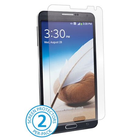 UltraTough Clear ScreenGuardz for Samsung Galaxy Note III, , large