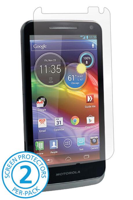 UltraTough Clear ScreenGuardz for Motorola Electrify M, , large